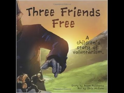 Three Friends Free Cover
